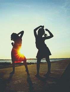 dancing in the sun ~ / karensjilly