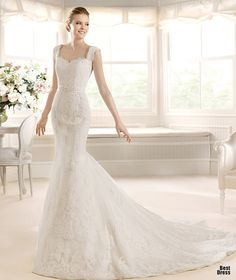 I love this dress.  Perfect Wedding Dresses wedding dresses wedding glamour featured fashion