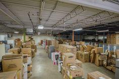 Floor model appliances. Sales and discounts.