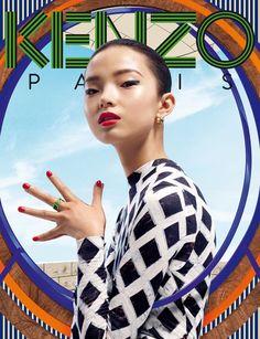 Kenzo: accesorios de invierno 2012