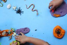 Juegos sensoriales inspirados en Halloween   Blog de BabyCenter
