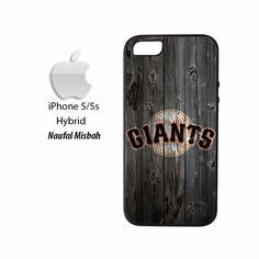 San Francisco Giants Custom 2 iPhone 5/5s HYBRID Case Cover