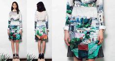 ARGO - Fame City Skirt