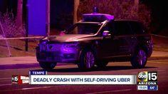Dopo Arizona stop ai test per i veicoli a guida autonoma Uber