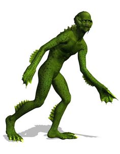 Lizard Man of Scape Ore Swamp (South Carolina)  This reptilian humanoid cryptid is described as being 7 feet tall, bipedal and having scaly lizard skin, and it's said to live in the swamplands in Lee County, S.C. The first reported sighting of the creature was in 1988 when 17-year-old Christopher Davis saw the creature running toward him while he was changing a tire beside Scape Ore Swamp. Davis got in his car to escape, but the Lizard Man jumped onto the roof and clung to it as the teen…
