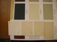 Plantation Beige (Duron), bottom right