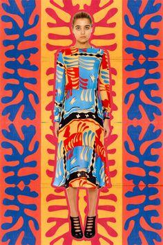 Tata Naka x Matisse // Miss Moss