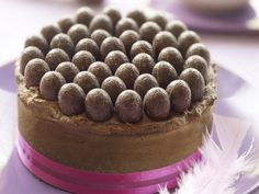 Chocolade-hazelnootcake - Libelle Lekker