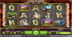 This slot is based on a smart #magician who #entertains the public with miraculous focuses. It has smooth, cartoon-style #animations and #graphics, plus captivating sounds to bring out the real magical feel. Software: #Netent Theme: #Magical Reels: 5 Bonus Game: Yes