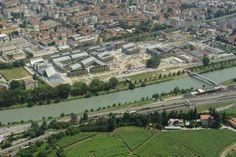 """Museo """"Zero Gravity"""" di Renzo Piano"""