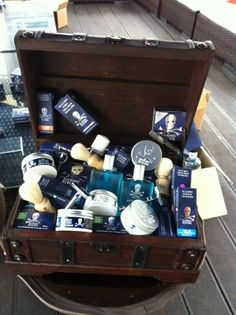 The Bluebeards Revenge Treasure Chest. We Love Blubeards Mouille, Electric Razor, Shaving Razor, Safety Razor, Treasure Chest, Diy Organization, What Is Like, Revenge, Beards