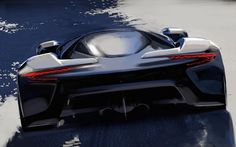 Aston Martin Vision GT DP 100