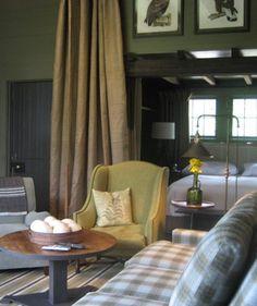 McAlpine Tankersley Architecture Family Barn & Guesthouse - McAlpine Tankersley Architecture