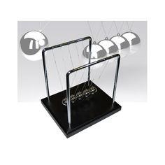 Kołyska Newtona - klasyka wszystkich bossów!  #gadżety #praca #biuro #biurko