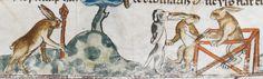 Royal MS 10 E IV Date c 1300-c 1340 Title Decretals of Gregory IX with gloss of Bernard of Parma (the 'Smithfield Decretals') Detail Folio 63r