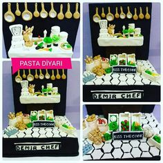 Chef pastasi Advent Calendar, Holiday Decor, Rose, Home Decor, Pink, Decoration Home, Room Decor, Advent Calenders, Roses