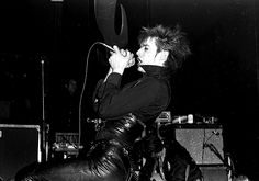 Blixa Bargeld by Anno Dittmer