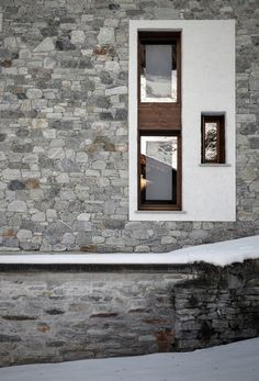 Enrico Scaramellini architetto — Casa UP a Medesimo (SO) Italia