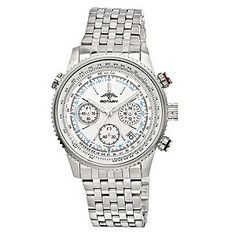 Rotary Chronograph Stainless Steel