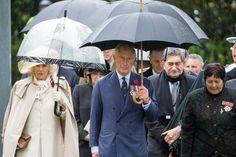 Charles e Camilla começam visita pela Oceania (foto: EPA)