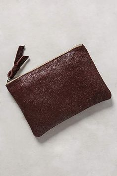 Champenoise Pouch - anthropologie.com