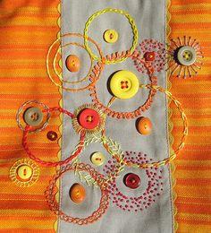 Joey Ramone orange bag design | Flickr - Photo Sharing!