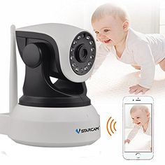 Special Offers - Vstarcam C7824WIP P2P HD 720P Wireless WIFI IP Camera Night Vision Two-way Voice Network Indoor CCTV Onvif Multi-stream Baby Monitor Mobile Phone Remote Monitoring (Maximum support 64G TF Card) - In stock & Free Shipping. You can save more money! Check It (June 13 2016 at 11:56AM)…
