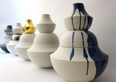 Ceramics by Nadia Pignatone