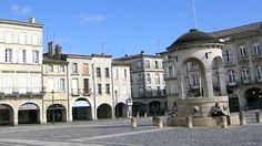 Centre Ville...  Libourne, France