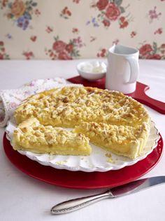 Unser beliebtes Rezept für Zitronen-Streusel-Tarte und mehr als 55.000 weitere kostenlose Rezepte auf LECKER.de.