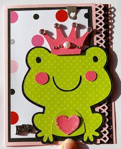 Cricut Card. Create a Critter Cartridge