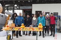 Langlauf-Charity am Kristberg  Silbertal Kristberg am 1.3.2015. Netz fuer Kinder Unterstuetzungsaktion. Langlaufen pro Kilometer 1 Euro Spende.  Die Fotos (copyried) stammen von Patrick Säly (http://www.patricksaely.com)