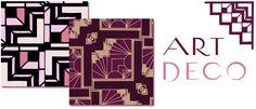 Art Deco Patterns, Art Nouveau Patterns, Tile Patterns, Pattern ...