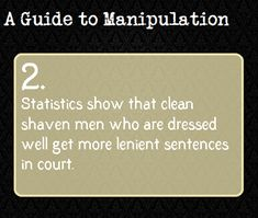 A Guide To Manipulation l 2