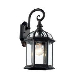 Found it at Wayfair - 1 Light Outdoor Wall Lantern
