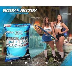 Segue o insta ae galera @bodynutry e fique por dentro dos melhores suplementos pra potencializar seus resultados #teambodynutry