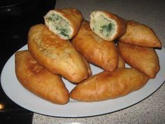 Sausage Roll Pastry, Healthy Cooking, Cooking Recipes, Greek Appetizers, Greek Cooking, Appetisers, Greek Recipes, Different Recipes, Food Processor Recipes
