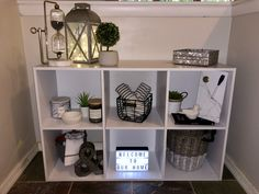 house inspo, storage cubes decor - storage cube unit & decor that I put together 💜 You are in the right place about bedroom wallpape - Bedroom Storage Ideas For Clothes, Bedroom Storage For Small Rooms, Living Room Storage, Teen Room Decor, Living Room Decor, Cubicle Storage, Cube Decor, Cube Shelves, Cube Shelving Unit