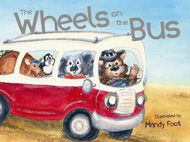 In this edition, a cheeky wombat bus driver drives his animal passengers around Australia. Come snorkelling with the emu at the Great Barrier Reef. Get rescued by a surf-lifesaving koala at Bondi Beach. And sing ever so quietly as the bus crosses a river full of crocodiles in Darwin ... Brought to life by Mandy Foot's delightful illustrations, young children will adore this sing-along adventure!    For free music and other fun downloads visit www.wheelsonthebus.com.au