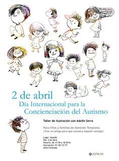 adolfo serra: Día Internacional para la Concienciación del Autismo