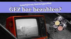 #Rundfunkbeitrag: Warum Du davon #Abstand nehmen solltest die #GEZ in #bar #bezahlen zu wollen