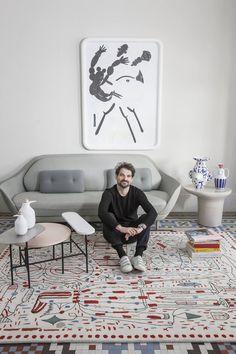 Jaime Hayon Rugs for nanimarquina