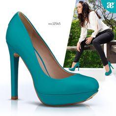 El calzado más deseado a tus pies. #AndreaOtoñoInvierno13