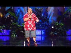 Gabriel Iglesias Aloha Fluffy - The Gift Basket