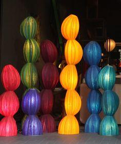 luminárias de Adriana Yazbek