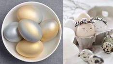 Nápady na velikonoční dekorace Easter, Breakfast, Diy, Home Decor, Decorating, Morning Coffee, Decor, Decoration Home, Decoration