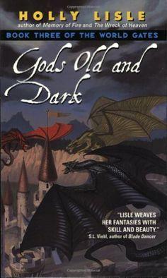 Gods Old and Dark (The World Gates, Book 3) by Holly Lisle http://smile.amazon.com/dp/0380818396/ref=cm_sw_r_pi_dp_M4qzwb0RG8N3C