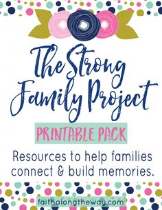 Strong Family Project