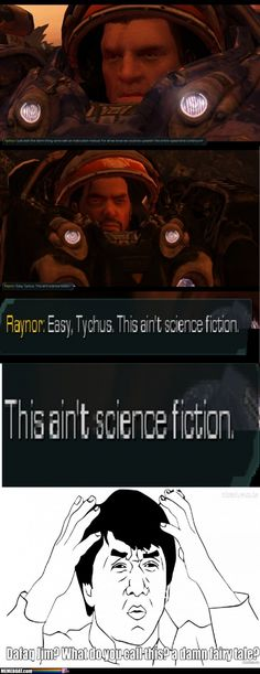 Starcraft Logic