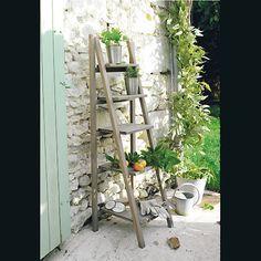 Risultati immagini per scaletta legno maison du monde